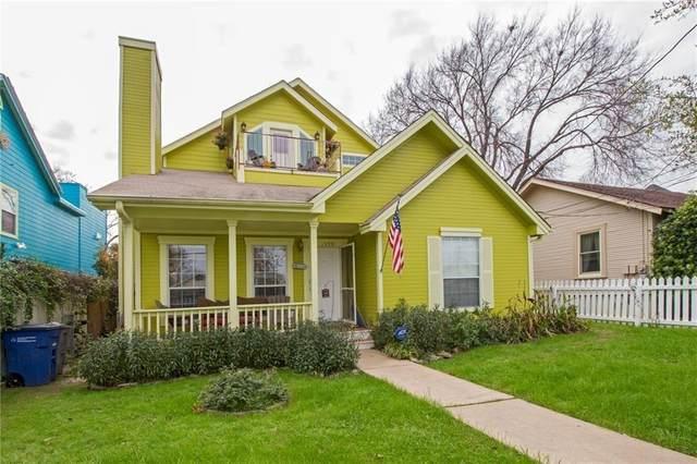 1509 Treadwell St, Austin, TX 78704 (MLS #9264357) :: Brautigan Realty