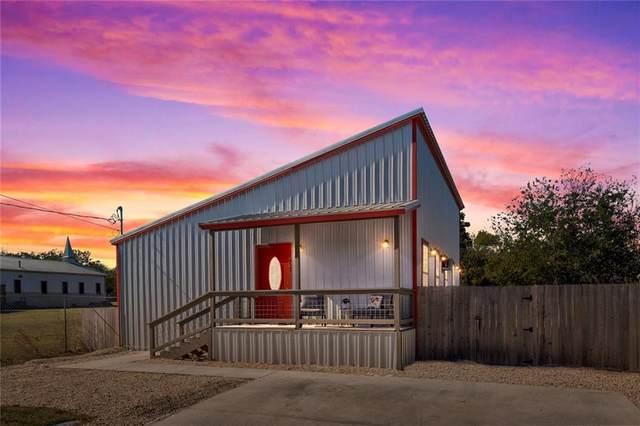 505 San Saba St, Lockhart, TX 78644 (#9265429) :: Front Real Estate Co.