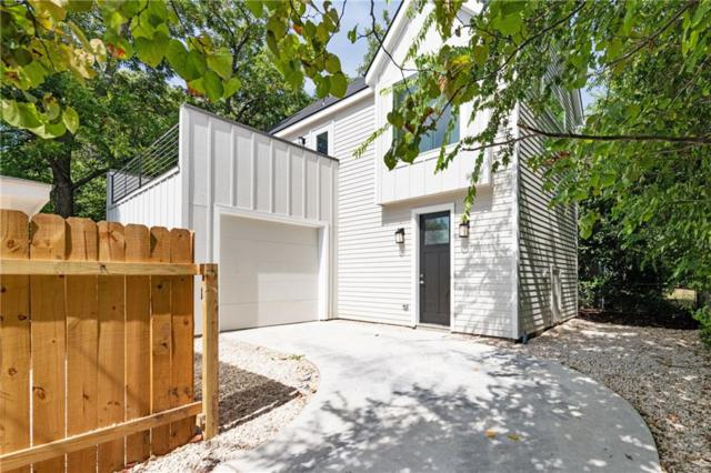 4908 Caswell Ave B, Austin, TX 78751 (#9266218) :: The Smith Team