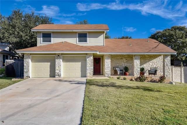 2400 Creek Bend Cir, Round Rock, TX 78681 (#9271665) :: Ben Kinney Real Estate Team