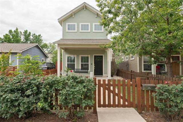 5204 Martin Ave A, Austin, TX 78751 (#9272021) :: Azuri Group | All City Real Estate