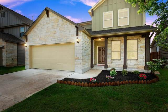 149 Carlina Loop, Liberty Hill, TX 78642 (#9273639) :: Papasan Real Estate Team @ Keller Williams Realty