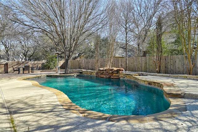 8210 Fern Bluff Ave, Round Rock, TX 78681 (#9273935) :: Realty Executives - Town & Country
