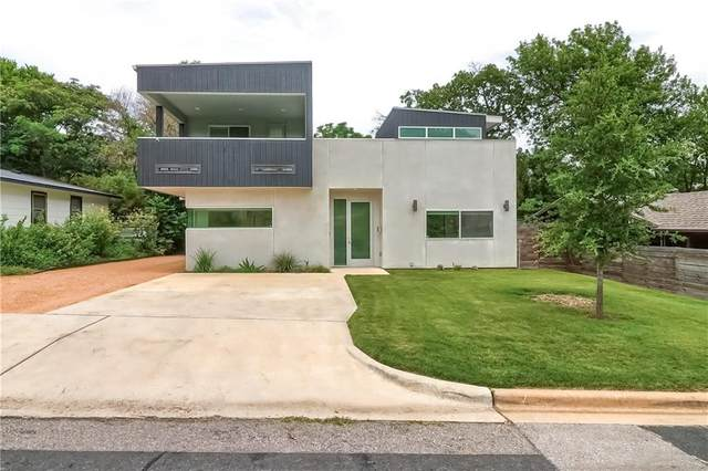 410 Post Road Dr #1, Austin, TX 78704 (#9274429) :: Green City Realty