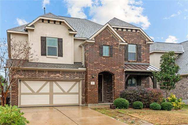 111 Tascate St, Georgetown, TX 78628 (#9275901) :: Azuri Group | All City Real Estate