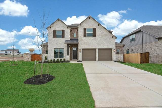 228 Rieti Pkwy, Liberty Hill, TX 78642 (#9275914) :: Papasan Real Estate Team @ Keller Williams Realty
