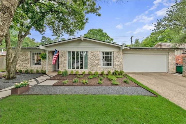 4109 Circletree Loop, Austin, TX 78731 (#9277560) :: Papasan Real Estate Team @ Keller Williams Realty