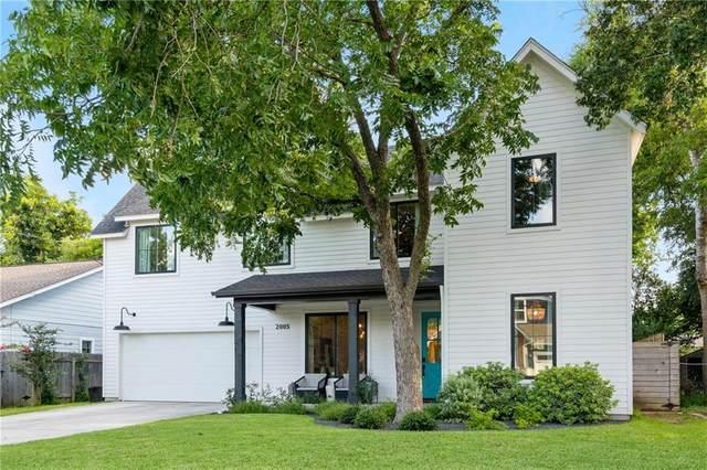 2005 Alegria Rd, Austin, TX 78757 (#9279222) :: Papasan Real Estate Team @ Keller Williams Realty