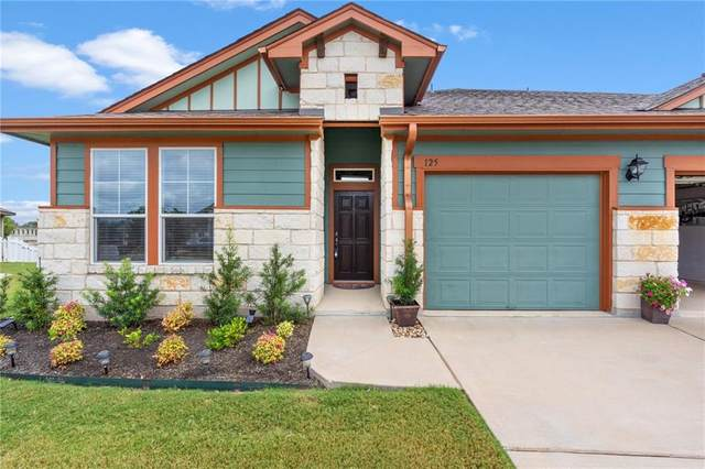 711 Rolling Oak Dr #125, Round Rock, TX 78664 (#9279388) :: Resident Realty