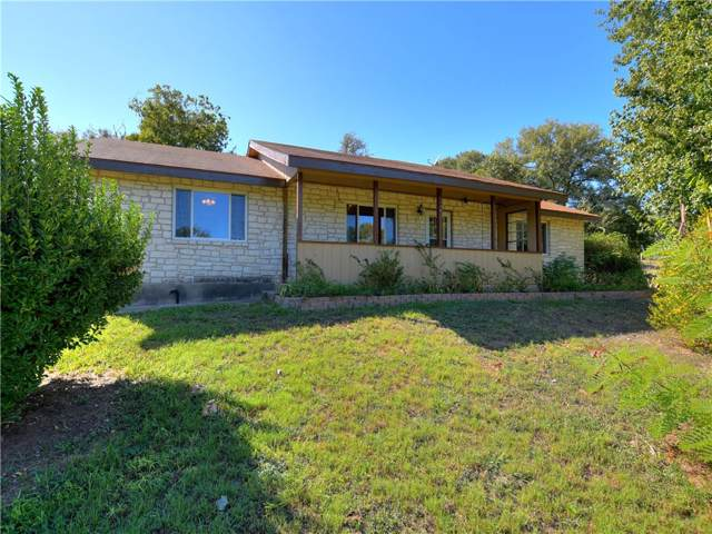 136 Deer Run Dr, Cedar Creek, TX 78612 (#9281696) :: The Perry Henderson Group at Berkshire Hathaway Texas Realty