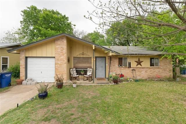 1108 Turtle Creek Blvd, Austin, TX 78745 (#9284550) :: Sunburst Realty
