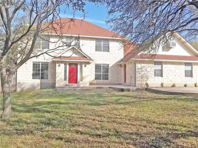 1109 Oak Hollow Dr, Leander, TX 78641 (#9285024) :: Watters International