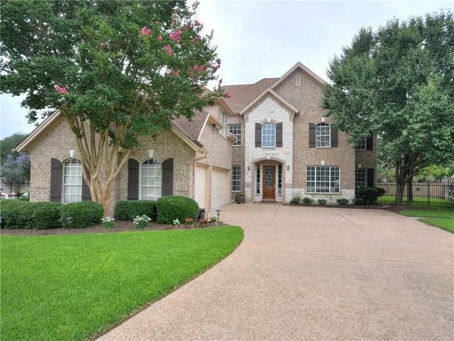 1522 Weiskopf Loop, Round Rock, TX 78664 (MLS #9285916) :: Brautigan Realty