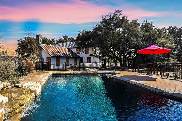 2595 Flite Acres Rd, Wimberley, TX 78676 (#9286155) :: Watters International