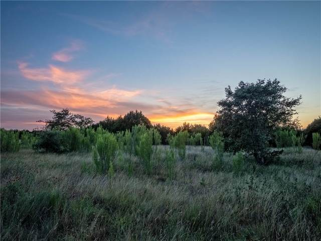 Lot 184 Three Creeks, Bertram, TX 78605 (#9286376) :: Azuri Group | All City Real Estate