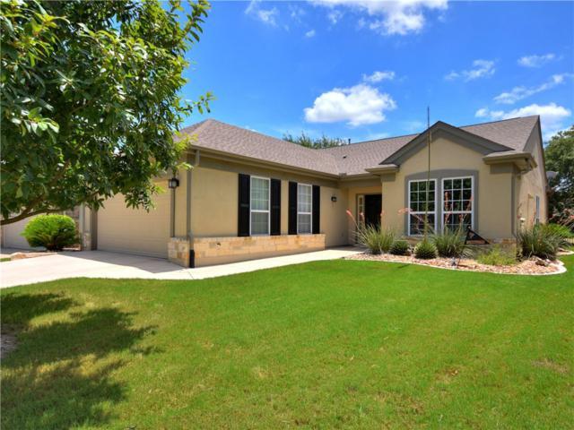406 Deer Meadow Cir, Georgetown, TX 78633 (#9292986) :: Watters International