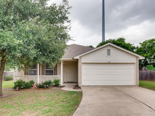 1348 Kenneys Way S, Round Rock, TX 78665 (#9294074) :: The Smith Team