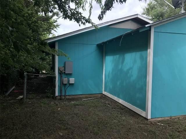6106 Palm Cir, Austin, TX 78741 (#9294852) :: Papasan Real Estate Team @ Keller Williams Realty