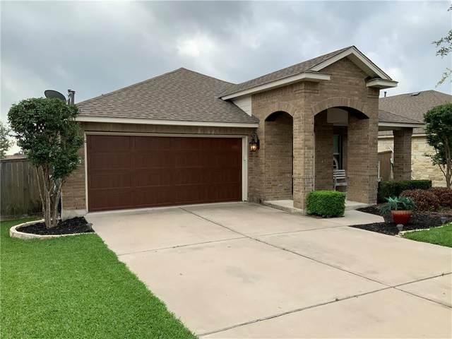 1409 Sunny Meadows Loop, Georgetown, TX 78626 (#9295326) :: First Texas Brokerage Company