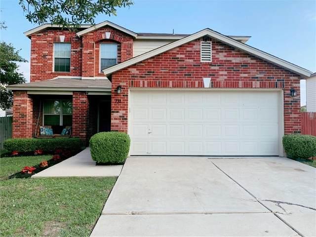 731 Abundance Ln, Kyle, TX 78640 (#9297588) :: Zina & Co. Real Estate