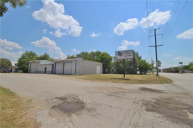 256 N Highway 95 Highway, Bartlett, TX 76511 (MLS #9298465) :: Vista Real Estate