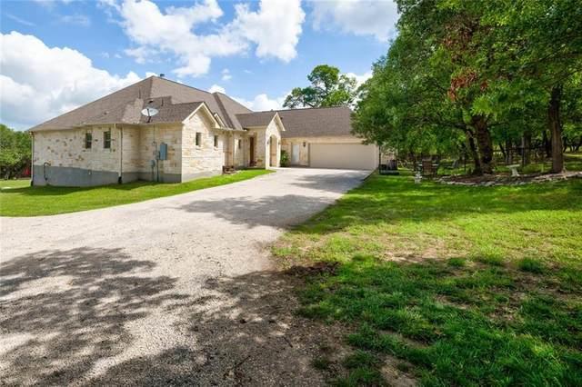 255 N Showhorse Dr, Liberty Hill, TX 78642 (#9301624) :: Ben Kinney Real Estate Team