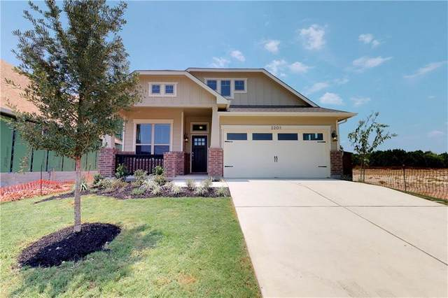 129 Bonnet Blvd, Georgetown, TX 78628 (#9304480) :: All City Real Estate