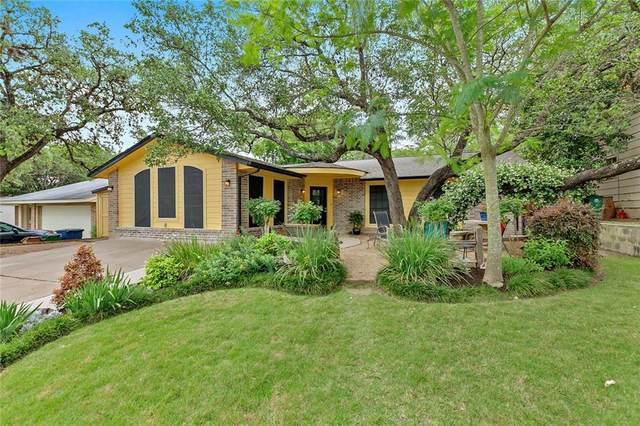 8203 Beaconcrest Dr, Austin, TX 78748 (#9304886) :: Papasan Real Estate Team @ Keller Williams Realty