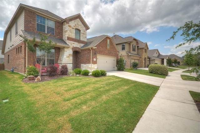 1007 Briley St, Georgetown, TX 78628 (#9305076) :: The Heyl Group at Keller Williams