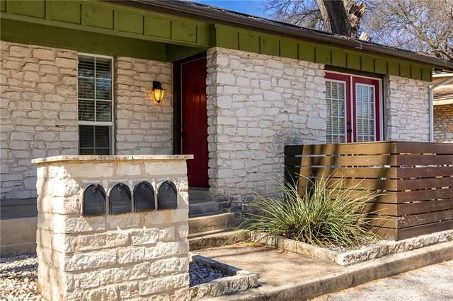 3102 Glen Ora St #103, Austin, TX 78704 (#9305709) :: Papasan Real Estate Team @ Keller Williams Realty