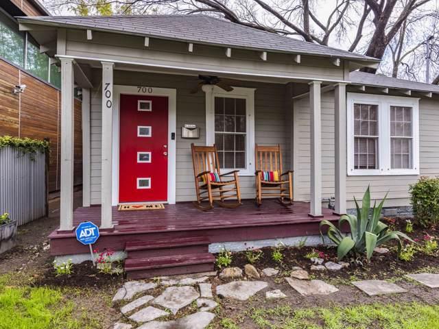 700 W Live Oak St #2, Austin, TX 78704 (#9308980) :: Lauren McCoy with David Brodsky Properties