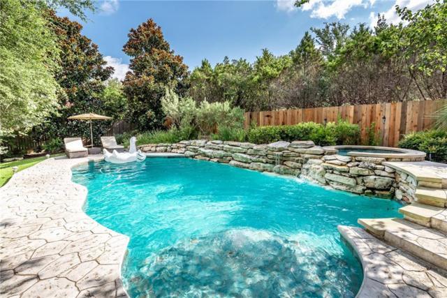 3809 Mira Vista Dr, Austin, TX 78732 (#9310871) :: Ana Luxury Homes