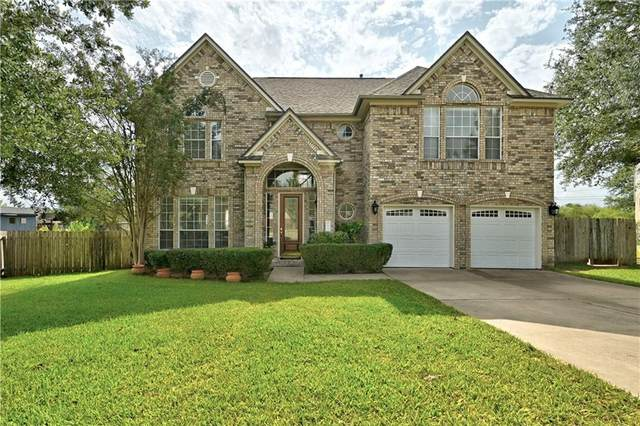 19105 Ventana Ct, Pflugerville, TX 78660 (#9311169) :: Papasan Real Estate Team @ Keller Williams Realty