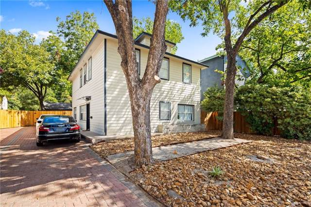 504 W 35th St, Austin, TX 78705 (#9312770) :: The Perry Henderson Group at Berkshire Hathaway Texas Realty
