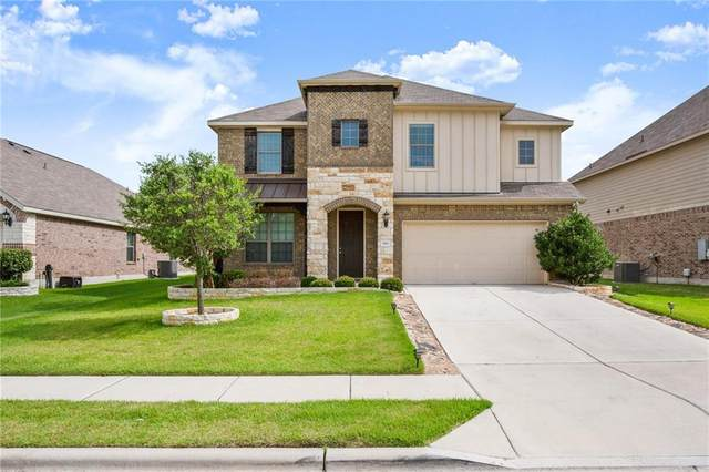 920 Emory Stable Dr, Hutto, TX 78634 (#9313291) :: The Summers Group