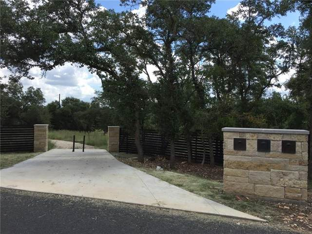 105 Aston Cv, Georgetown, TX 78633 (MLS #9315337) :: Green Residential