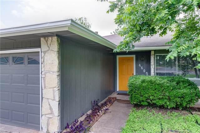 4605 Sidereal Dr, Austin, TX 78727 (#9315577) :: Ben Kinney Real Estate Team