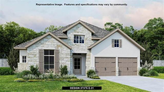 128 Fatorria Cv, Georgetown, TX 78628 (#9316204) :: The Perry Henderson Group at Berkshire Hathaway Texas Realty