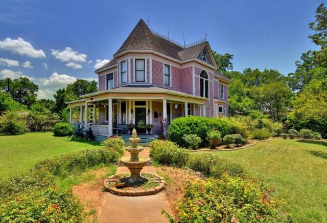 1003 W 7th St, Taylor, TX 76574 (#9316840) :: Zina & Co. Real Estate