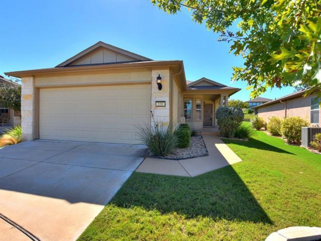 110 Garner Cv, Georgetown, TX 78633 (#9317918) :: Amanda Ponce Real Estate Team