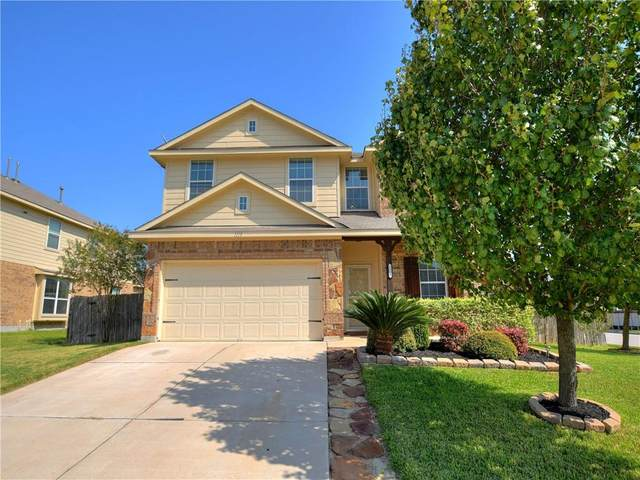 1119 Blewett Dr, Hutto, TX 78634 (#9318997) :: Green City Realty