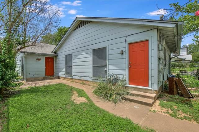 501 Delmar Ave, Austin, TX 78752 (#9319532) :: Papasan Real Estate Team @ Keller Williams Realty