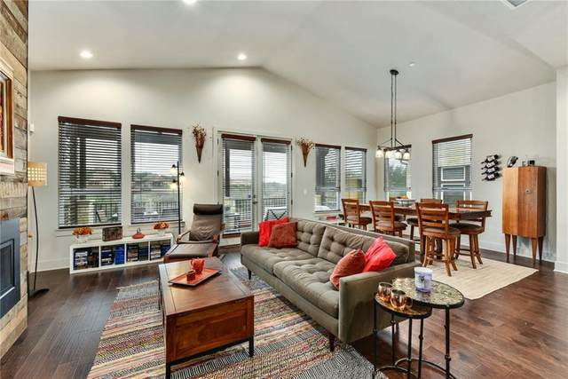 2601 N Quinlan Park Rd #701, Austin, TX 78732 (#9319605) :: Realty Executives - Town & Country