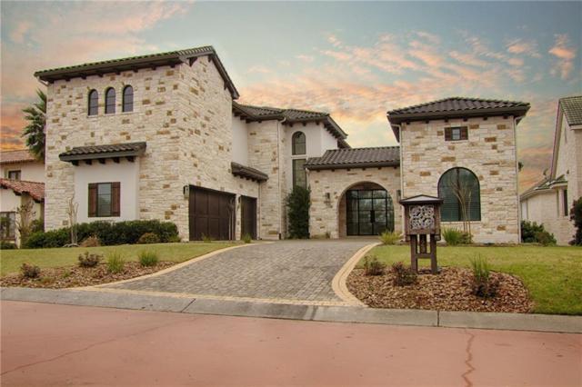 129 Applehead Island, Horseshoe Bay, TX 78657 (#9321199) :: Ana Luxury Homes