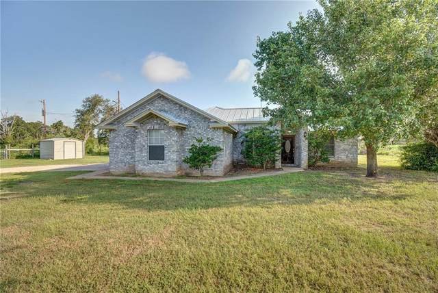 290 Hector Rd, Smithville, TX 78957 (#9323292) :: Front Real Estate Co.