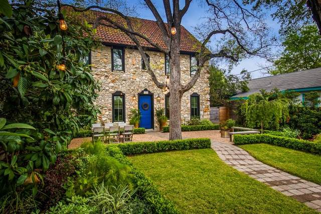 1606 Hether St, Austin, TX 78704 (#9323564) :: Ben Kinney Real Estate Team
