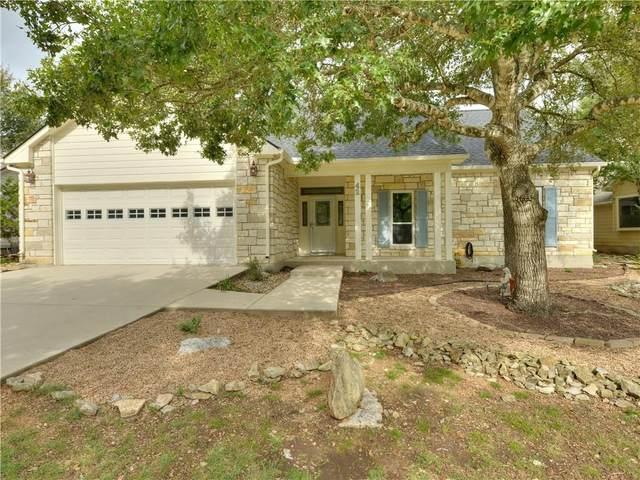 42 Creekside Dr, Wimberley, TX 78676 (#9323835) :: Papasan Real Estate Team @ Keller Williams Realty