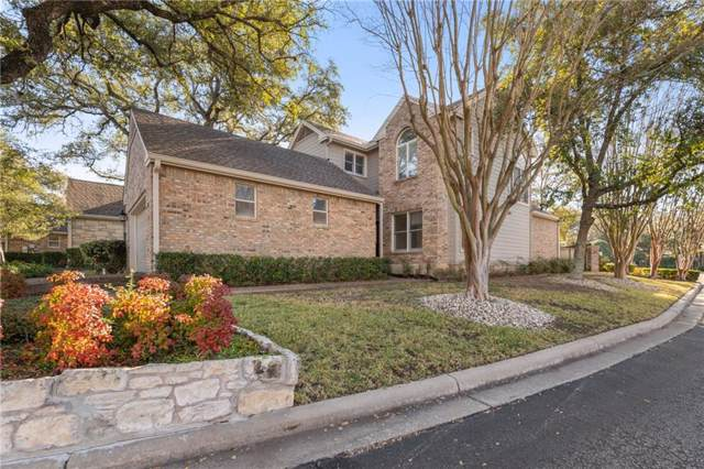 6010 Long Champ Ct #121, Austin, TX 78746 (#9325007) :: The Summers Group