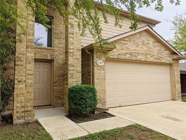 125 Tupelo Dr, Kyle, TX 78640 (#9326011) :: Papasan Real Estate Team @ Keller Williams Realty