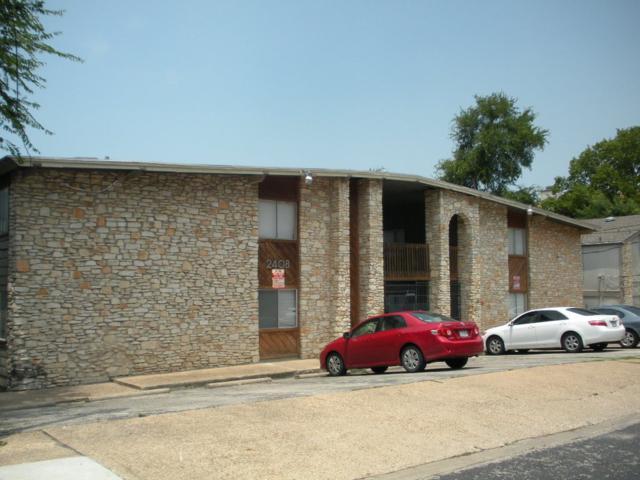 2408 Longview St #107, Austin, TX 78705 (#9326560) :: Papasan Real Estate Team @ Keller Williams Realty
